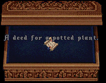 Potted Plant Deed